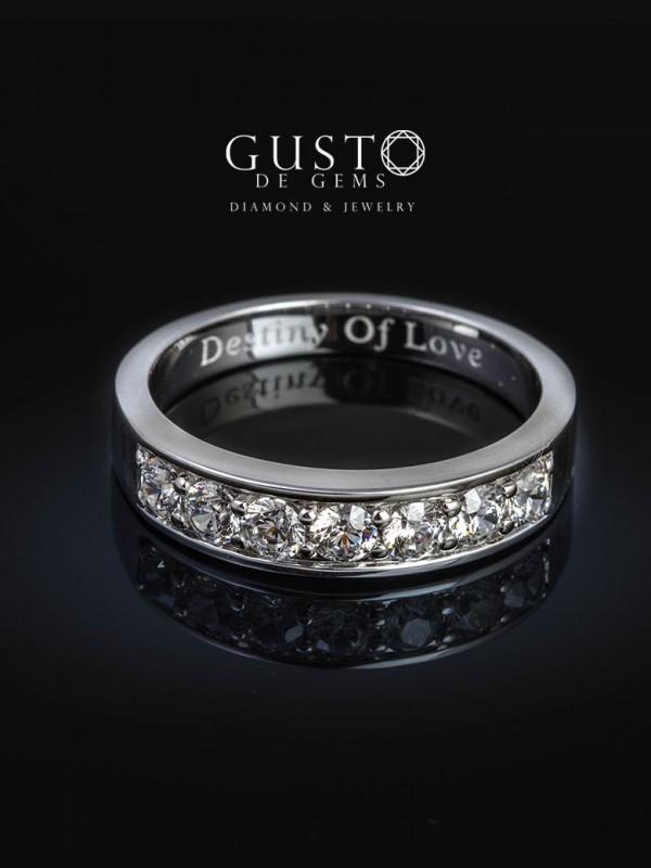 แหวนคู่หญิง
