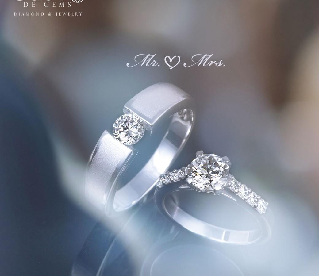 แหวนแต่งงาน ที่จะทำให้ทุกคนรักประหยัดเงิน